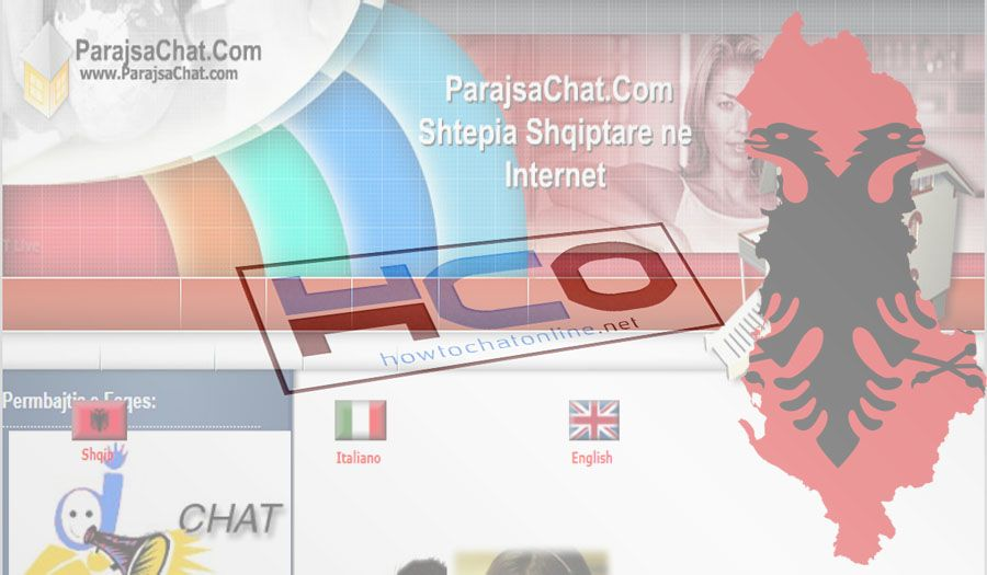 Parajsa Chat is a good Albanian Chat site for Meet People from Kosovo and Albania.