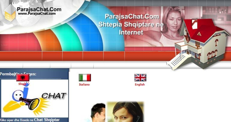 Albania Chat - Parajsa chat