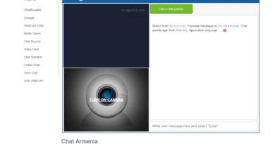 Armenian Webcam Chat