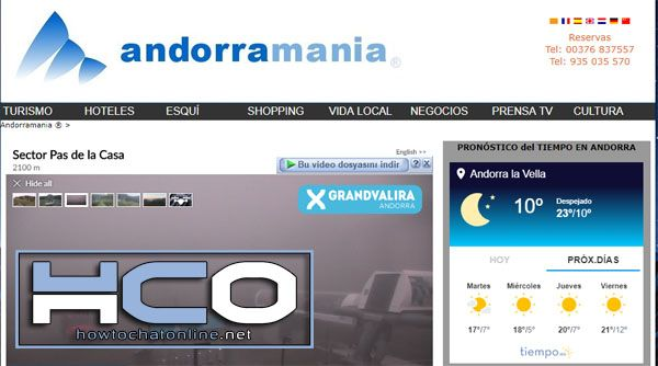 Online Andorra Chat Websites