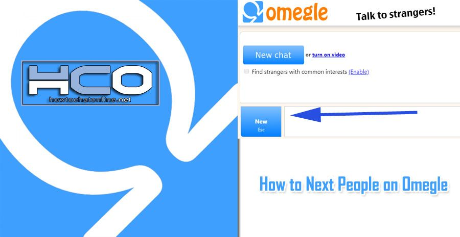 Can you get arrested through omegle