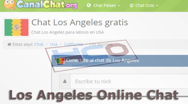 Chat gratis los angeles
