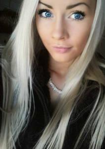 aland blonde girls