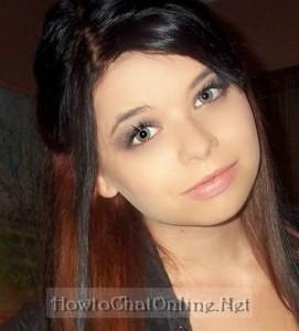 brunette chat girl 3