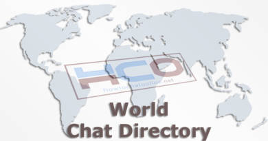 Chat Sites Directory from Whole Around the World