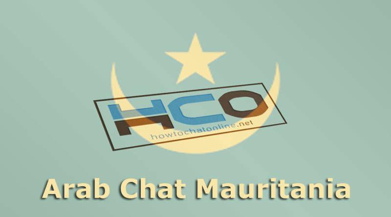 Arab Chat Mauritania