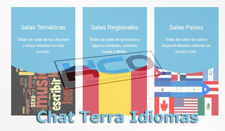 Chat Terra Idiomas