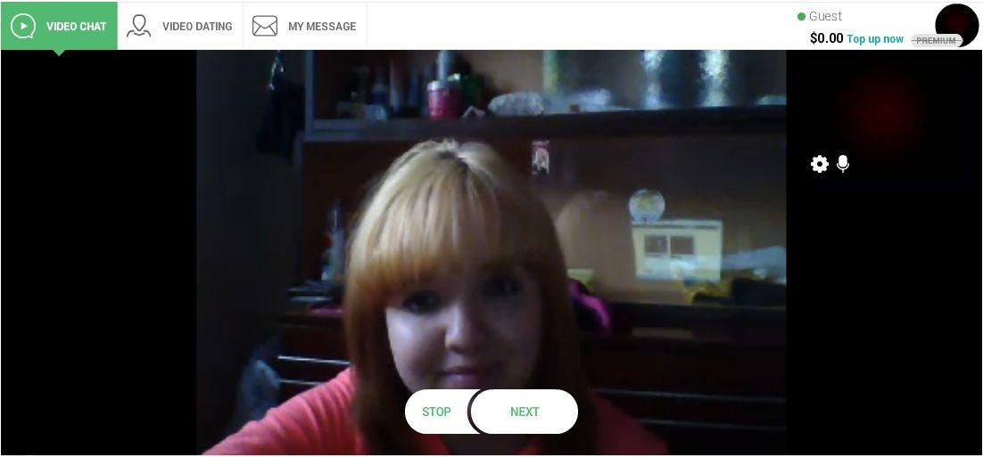 Random live chat
