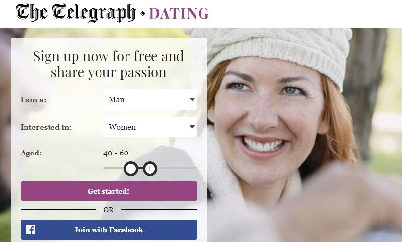 telegraph dating review
