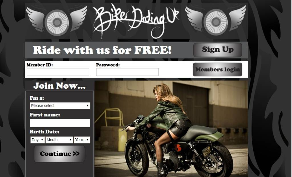 Biker Dating UK Review