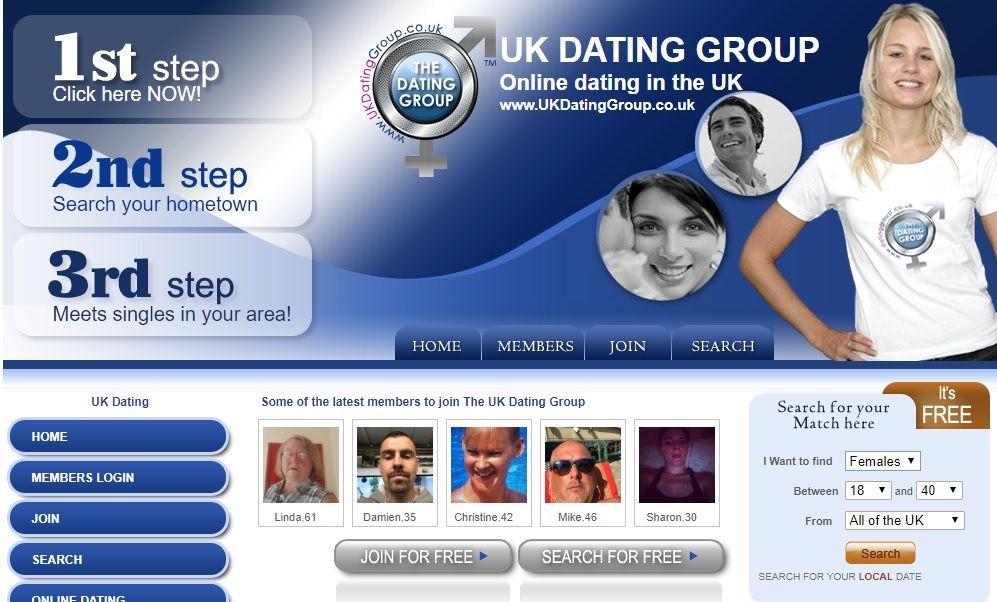 UK Dating Group Review