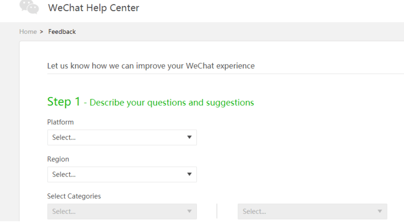 How to Contact WeChat Support