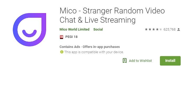 Mico Chat For Laptop