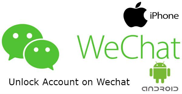 Unlock WeChat Account