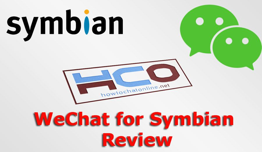 Review of WeChat for Symbian.