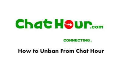 How to Unban From Chat Hour