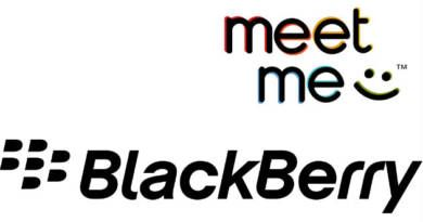 MeetMe for Blackberry