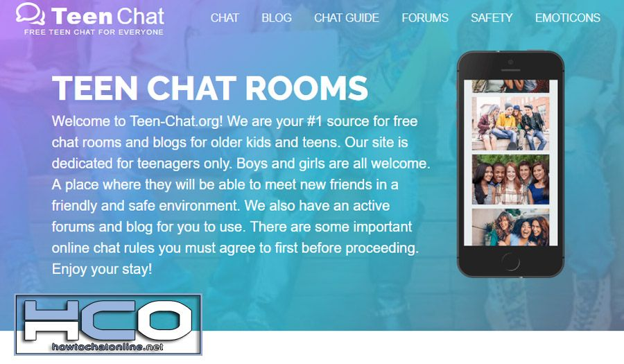 teen free chat