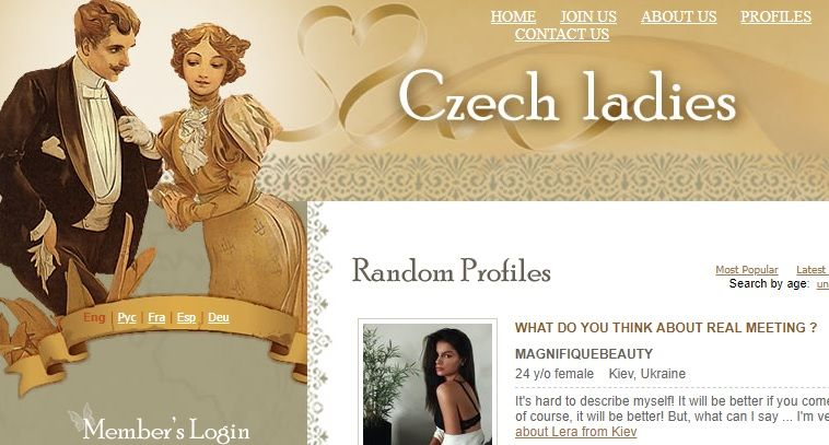 Czech Ladies Review