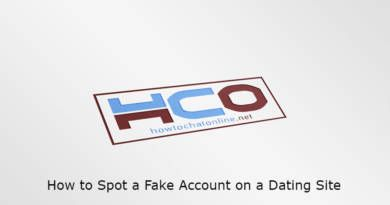 How to Spot a Fake Account on a Dating Site