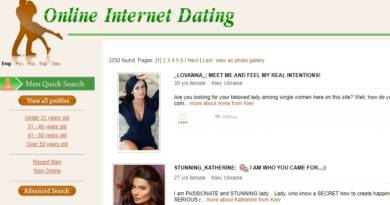 Online Internet Dating Review