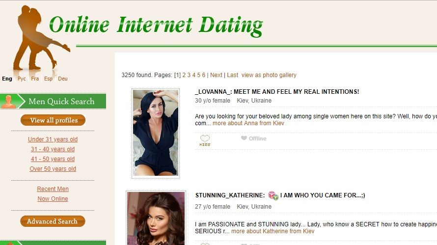 How to chat on dating website