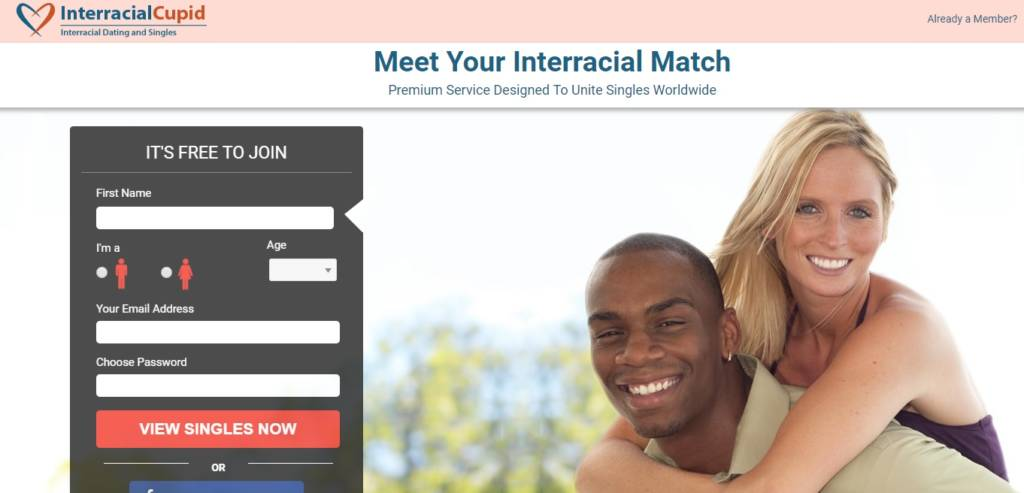 Online interracial dating sites