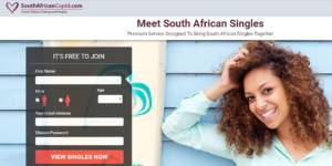 South African Cupid Review