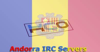 Andorra IRC Servers