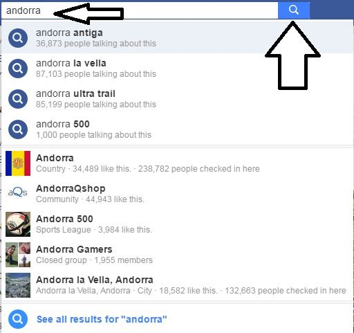 How to Find Andorran Guys on Facebook 1