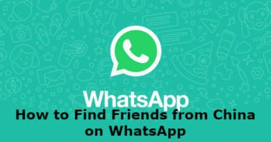 How to Find Friends from China on WhatsApp