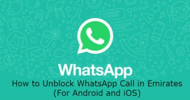 How to Unblock WhatsApp Call in Emirates for Android and iOS