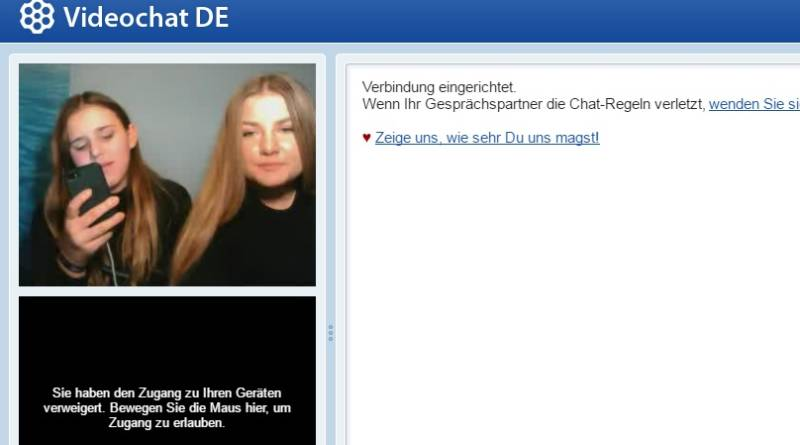 random chat site