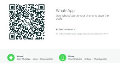 Whatsapp QR Code not Working