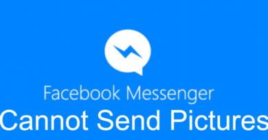 Facebook Messenger Android Cannot Send Pictures