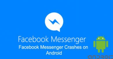 Facebook Messenger Crashes on Android