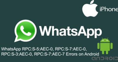 How to Fix WhatsApp RPC Errors on Android
