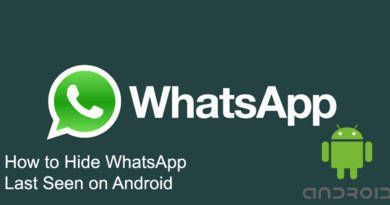 How to Hide WhatsApp Last Seen on Android