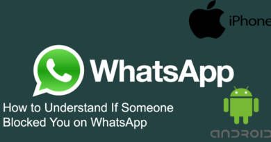 How to Understand If Someone Blocked You on WhatsApp