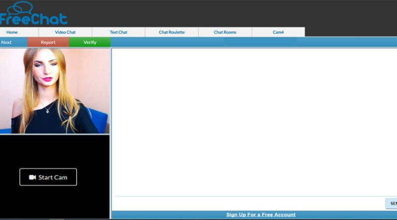 random video chat rooms