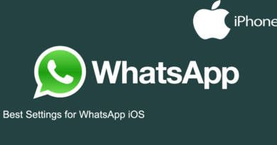 Best Settings for WhatsApp iOS