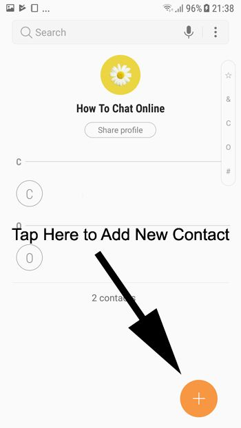 How to Add Someone to WhatsApp Contacts on Android | How to