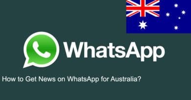 How to Get News on WhatsApp for Australia