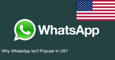 Why WhatsApp Isnt Popular in US
