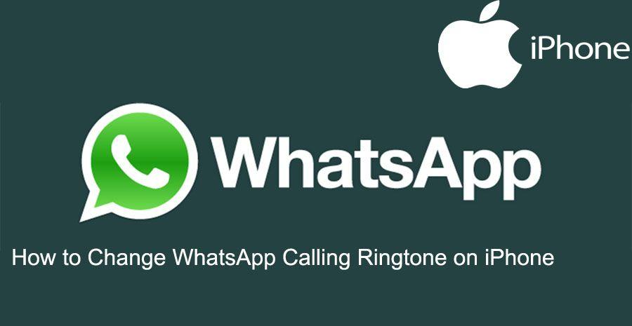 ringtone iphone 8 whatsapp