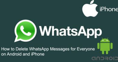 How to Delete WhatsApp Messages for Everyone on Android and iPhone