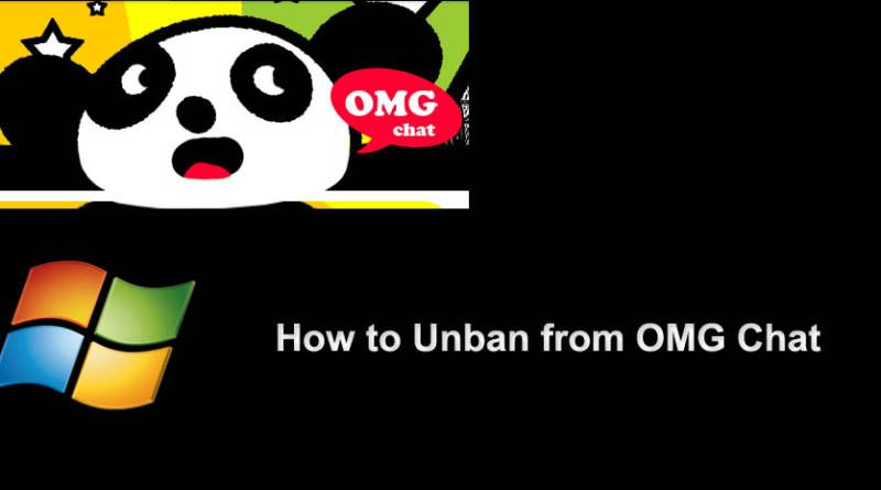 How to Unban from OMG Chat