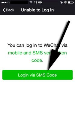 Login wechat without phone web Simple steps