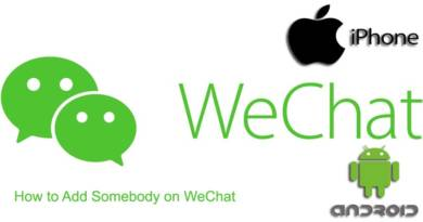 How to Add Somebody on WeChat