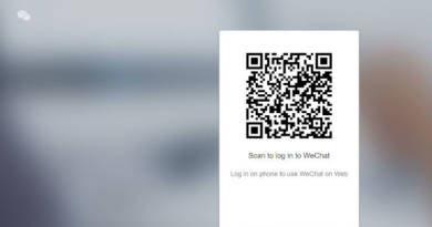 How to Login Web WeChat